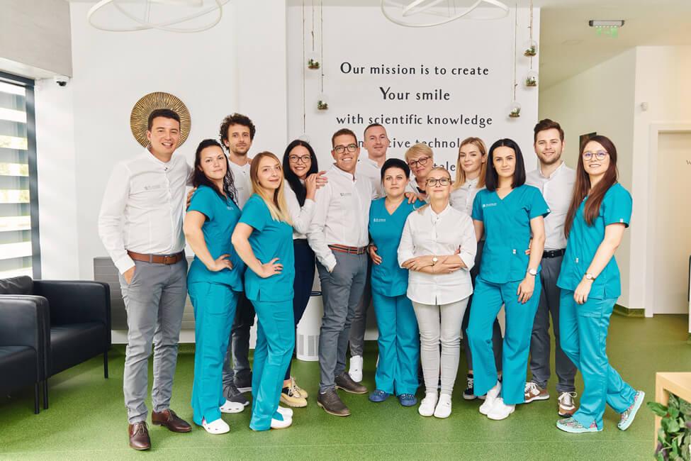 Echipa Platinum Dental Center
