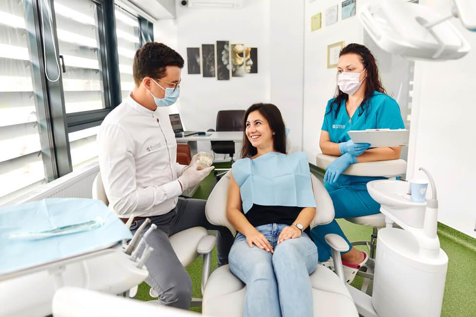 Consultatie stomatologica