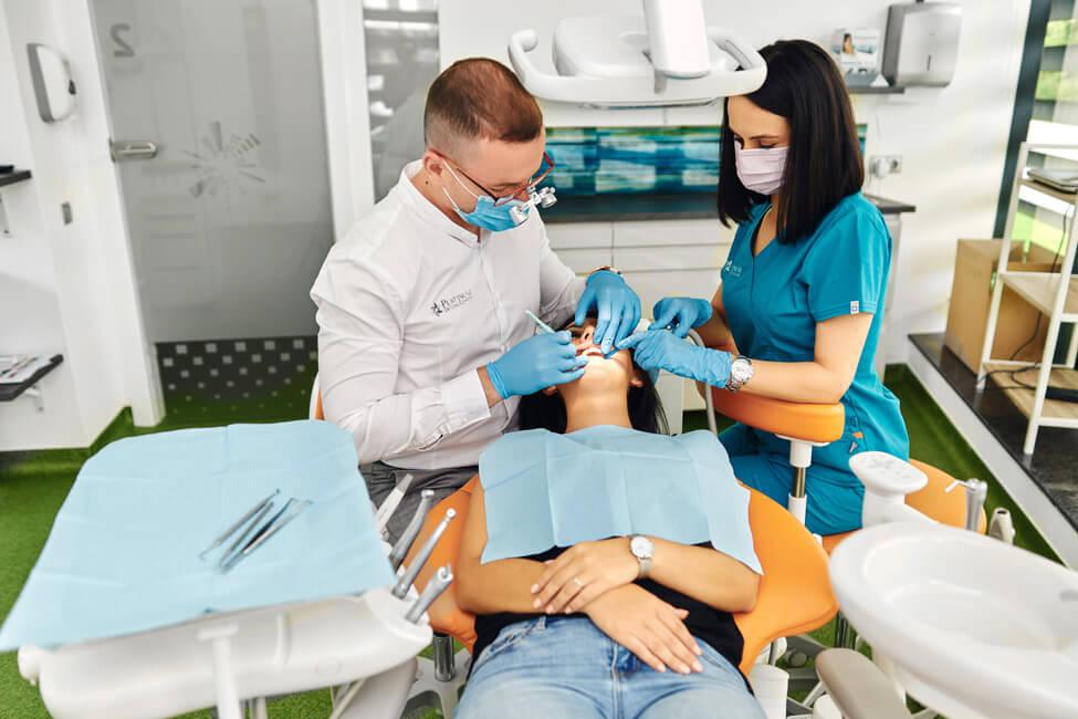 Odontologie 2 Platinum Dental Clinic