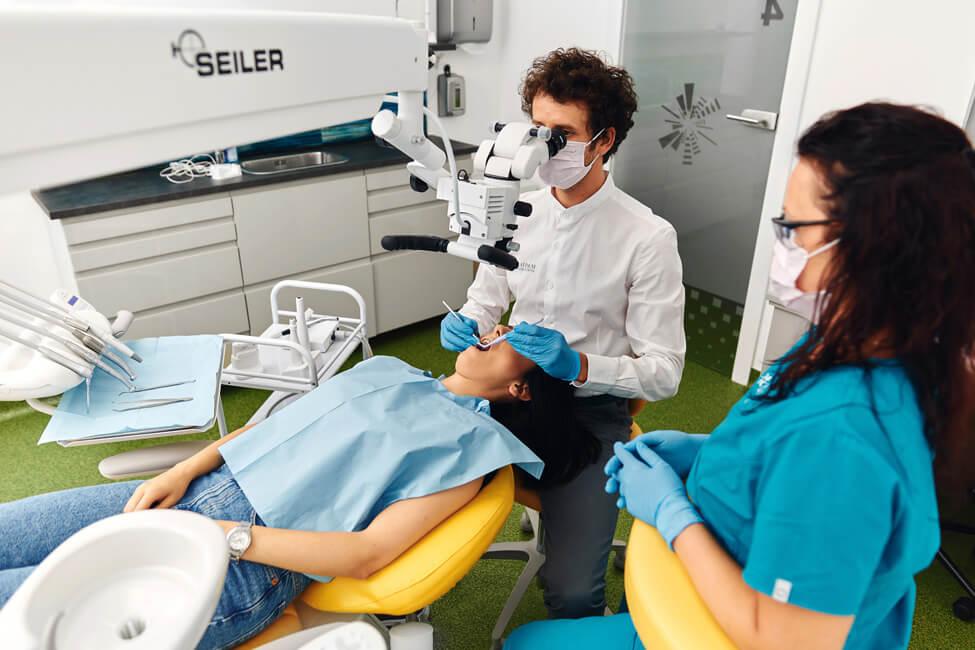 Parodontologie Platinum Dental Center