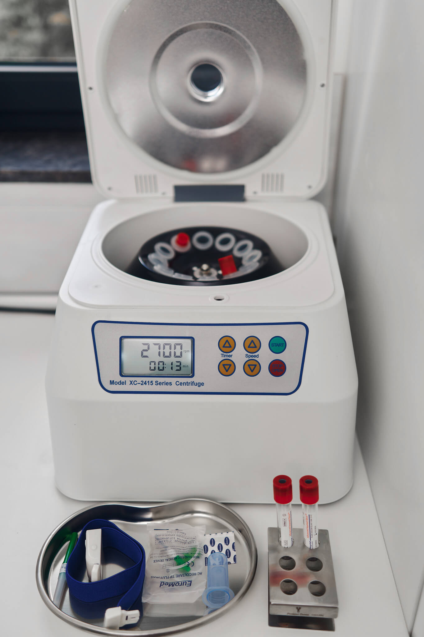 Sterilizare unelte stomatologice
