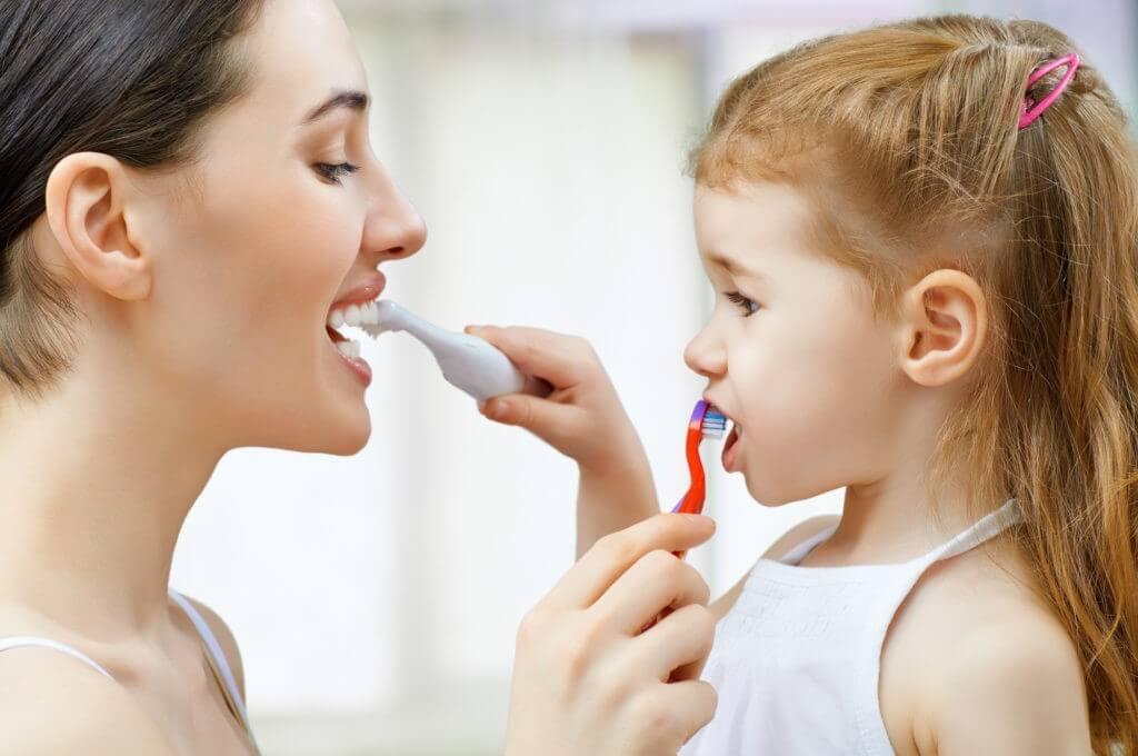 Igiena dentara corecta a copiilor